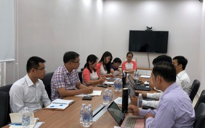 Họp đánh giá tái chứng nhận ISO 9001 và chuyển đổi phiên bản 2015 của BSI Việt Nam – Viện Tiêu chuẩn Anh