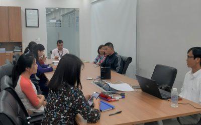 Đánh giá giám sát lần 1 chứng nhận ISO 9001 phiên bản 2015 của BSI Việt Nam năm 2019