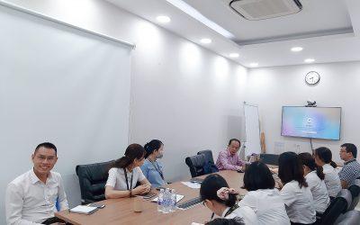 Đánh giá giám sát lần 2 chứng nhận ISO 9001:2015 của BSI Việt Nam ngày 26 tháng 5 năm 2020