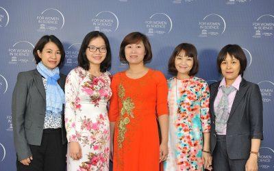 Bach Khoa Lecturer wins UNESCO SCIENCE PRIZE
