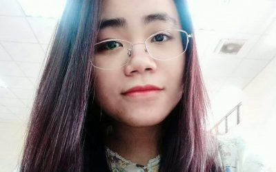 BUI NGUYEN THAO TRAM: ALTHOUGH HAVING PASSED MEDICAL SCHOOL, SHE HAS STUDIED AT BACH KHOA BECAUSE SHE WANTS TO CHALLENGE HERSELF