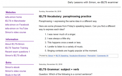 FREE 5 WEBSITES FOR LEARNING IELTS BY YOURSELF