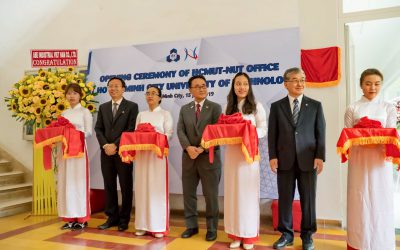 OPENING CEREMONY OF HCMUT – NUT OFFICE AT HO CHI MINH CITY UNIVERSITY OF TECHNOLOGY