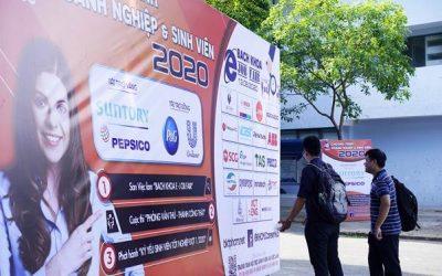 Career fair: Bach Khoa E-Job Fair 2020