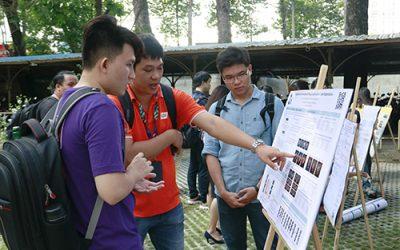Headhunters attend HCMUT – Bach Khoa's dissertations day