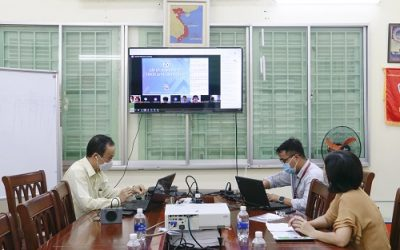 'Meeting of Enterprises and New Engineers 2020' during the pandemic