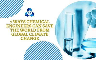 7 ways Chemical Engineers can save the world from global climate change