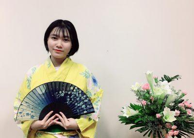 Sinh viên VJEP trong trang phục truyền thống Nhật Bản (2)