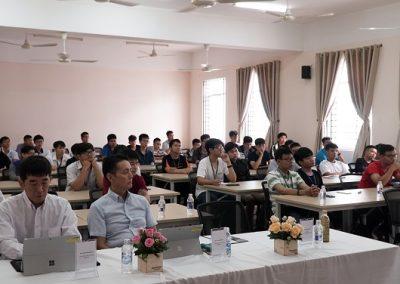 Hội thảo chương trình VJEP và Tăng cường Tiếng Nhật năm 2019