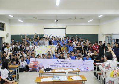 Hội thảo phương pháp học tiếng Nhật