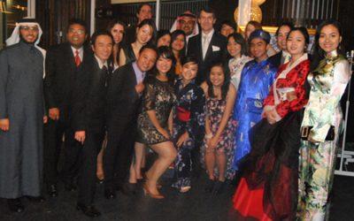 Du học sinh quảng bá văn hoá Việt tại Úc