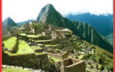 Machu Picchu – thành phố từng bị lãng quên