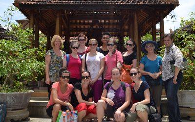 Sinh viên đại học Queensland với dự án cộng đồng tại Việt Nam