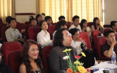 Sôi động cùng chung kết Let's Rock Your Teacher 2012