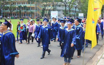 Lễ Tốt Nghiệp trường đại học Bách Khoa Thành phố Hồ Chí Minh