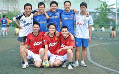 Giải bóng đá thường niên OISP