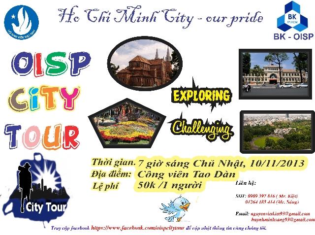 City tour_POSTER2