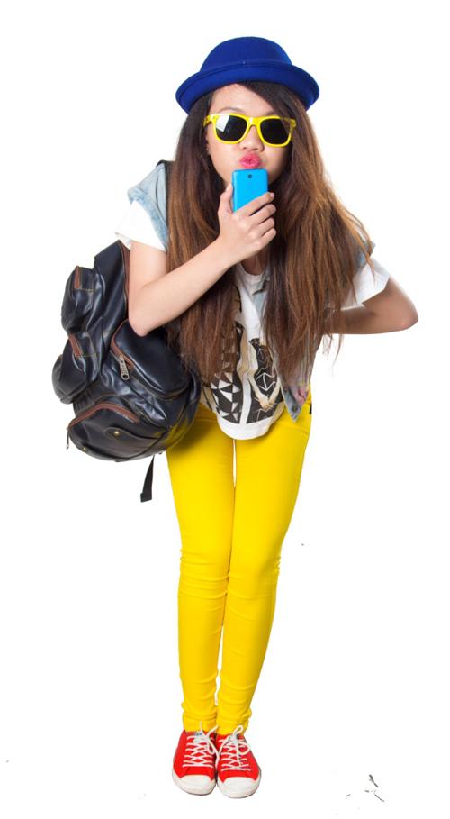 Xu hướng thời trang hot nhất cho tân sinh viên 4