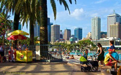Brisbane – thành phố ưu ái cho các du học sinh quốc tế
