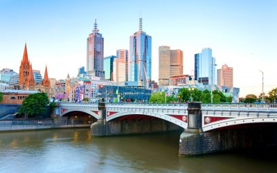 Melbourne – thủ đô văn hóa xứ kangaroo