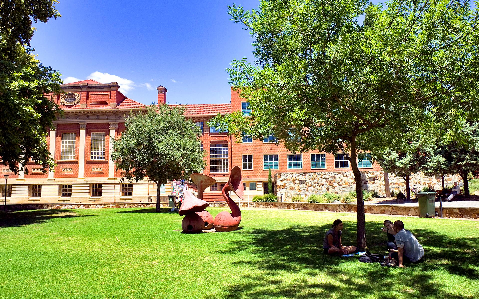 The University of Adelaide2