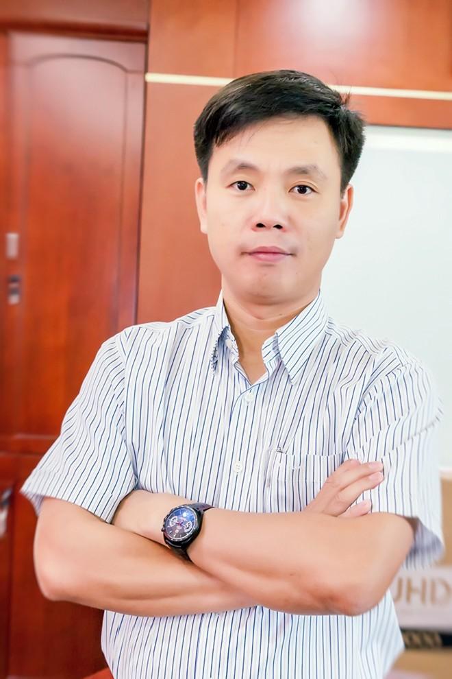 Pham Minh Tuan - Thu khoa DH Bach Khoa HCM 1991