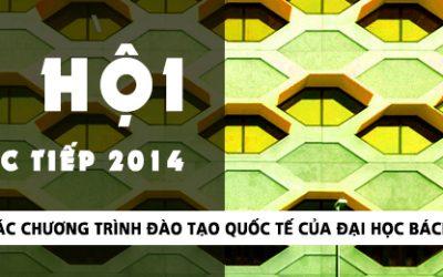 Ngày hội Xét tuyển trực tiếp 2014