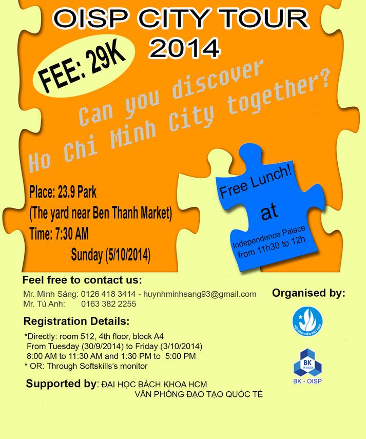 CITY-TOUR-2014 OISP