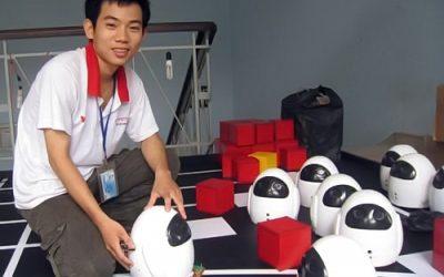 Phạm Ngọc Anh Tùng: chàng trai robot
