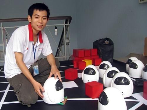 Pham-Ngoc-Anh-Tung robot-BK 01
