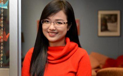 Thủ lĩnh sinh viên tài năng Nguyễn Thị Hồng Nhung