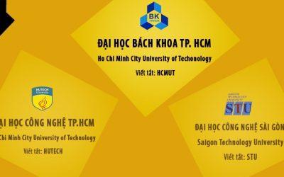Chứng nhận bản quyền tên gọi Trường Đại học Bách Khoa TP.HCM
