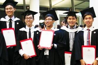 Bí quyết học tập của anh chàng đạt học bổng tiến sĩ toàn phần tại Úc