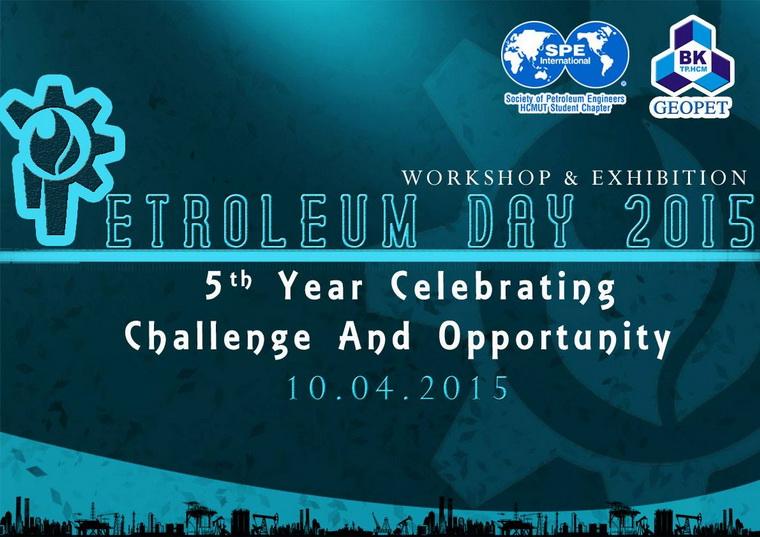 Petroleum Day 2015
