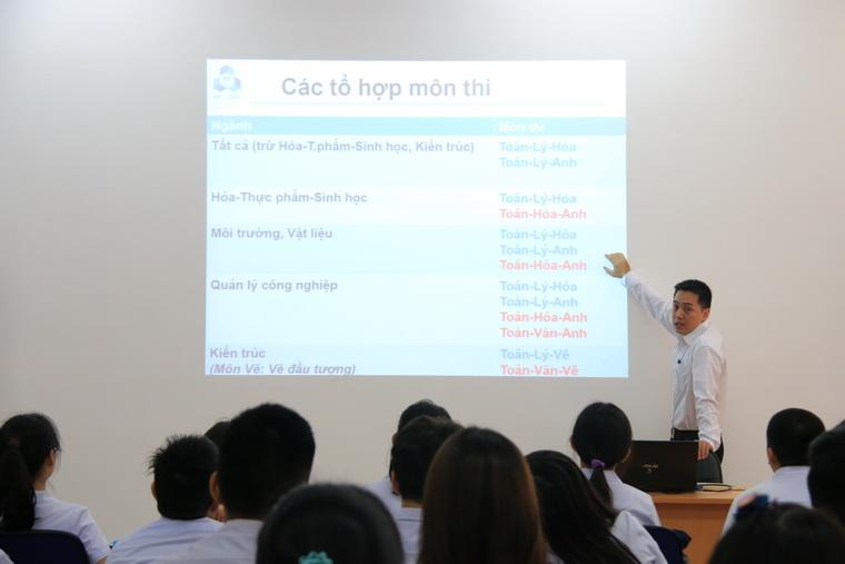 THPT Thai Binh Duong tham quan OISP 04
