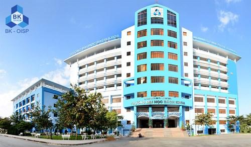 Bach Khoa campus Thu Duc