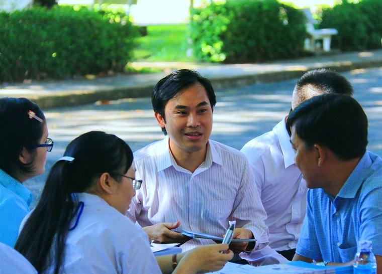 Hoi thao Tuyen sinh Ky su Bach Khoa Quoc te 2015 04