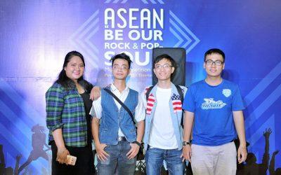 """Ban nhạc SV Bách Khoa lọt vào chung kết ASEAN """"Be our rock & pop soul"""""""