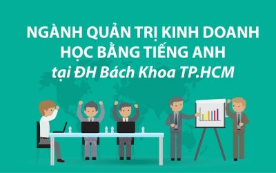 Học Quản trị Kinh doanh bằng tiếng Anh tại ĐH Bách khoa TP.HCM
