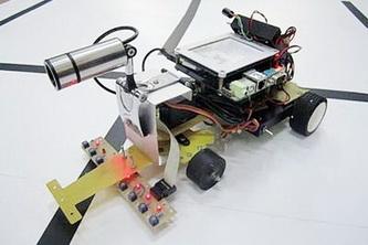 Robot nhận dạng chữ viết và phát âm