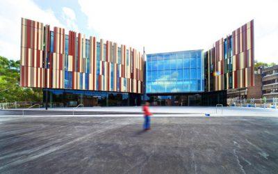 Trải nghiệm học tập tại thư viện 5 sao của Đại học Macquarie