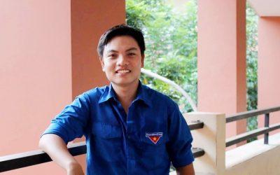 Hoàng Tân và niềm đam mê với hoạt động Đoàn – Hội