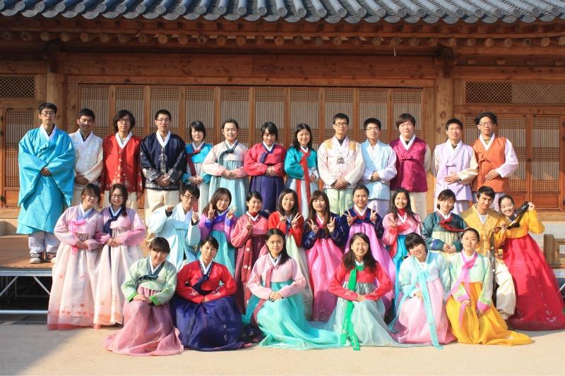 Học bổng trao đổi ĐH Quốc gia Chonbuk (Hàn Quốc)