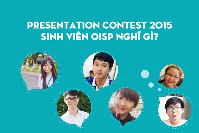 Sinh viên OISP nghĩ gì về Dự án Cộng đồng?