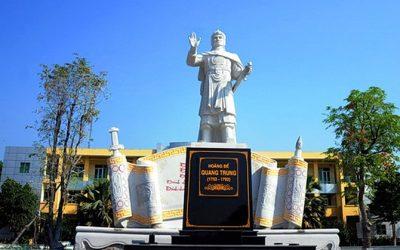 Dựng tượng vua Quang Trung tại ĐH Quốc gia TP.HCM