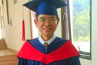 60 tuổi nhận bằng tiến sĩ ĐH Bách khoa TP.HCM