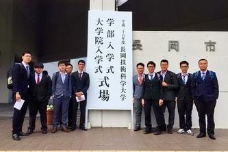 Chúc mừng SV Bách Khoa chuyển tiếp sang Nhật
