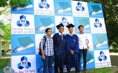 Chúc mừng sinh viên ĐH Bách Khoa tốt nghiệp 2016