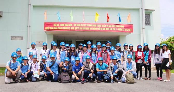 Fieldtrip Binh Hung DHBK 01