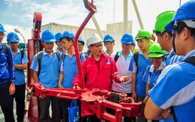 Đi ngày đàng, học sàng khôn ở PVD Training và Halliburton